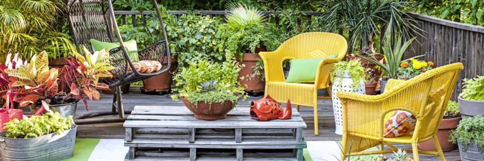 Create an Outdoor Space, that is Truly yours.